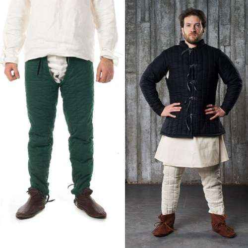 Medieval Gambeson 1 Layer set